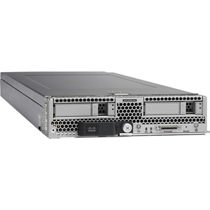 Cisco B200 M4 Blade Server - 2 x Intel Xeon E5-2660 v3 Deca-core (10 Core) 2.60 GHz - 256 GB Installed DDR4 SDRAM
