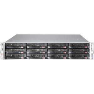 Supermicro SSG-6028R-E1CR12T 2U Xeon E5-2600V3 LGA2011 12X3.5 SAS LSI3108 920W 1+1 Storage Server