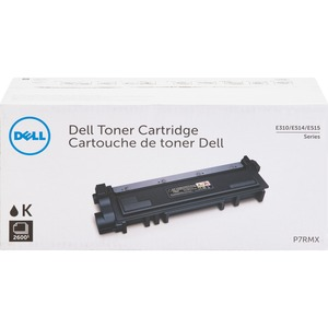 Dell XL HIGH-YIELD Toner Cartridge Black