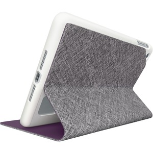 LOGITECH HINGE FLEXIBLE CASE W/ ANYANGLE STAND F/IPAD MINI AND IPAD MINI