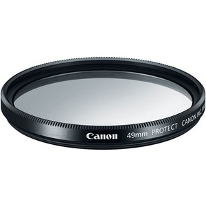 Canon 49mm Protector Filter - Designed for Lens - 1.93