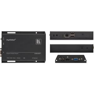 Kramer KDS-MP1 Digital Media Player - HDMI - USBEthernet