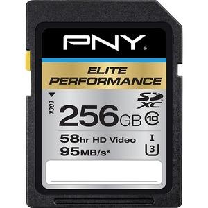 PNY Elite Performance 256 GB SDXC