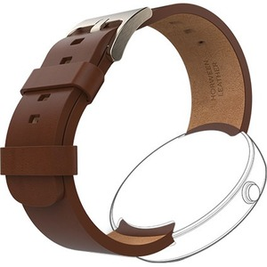 Motorola MOTO360 Leather Watch Band Cognac