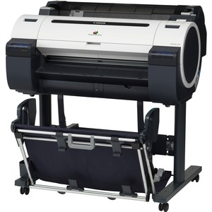 imagePROGRAF IPF670 Dye 24in 2400X1200DPI USB Lfp Printer With Stand