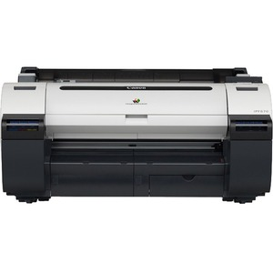 iPF670 24IN Printer without Stand, 5 Color, 15,360 nozzles, up to 514 sq.ft/hr,