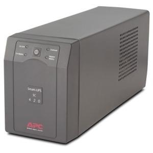 APC Smart-UPS SC Line-interactive UPS SC420 - Large