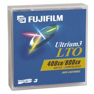 Fujifilm LTO Ultrium 3 Tape Cartridge - LTO-3 - 400 GB (Native) / 800 GB (Compressed) - 22