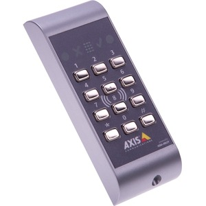 AXIS A4011-E Reader Generic Touch-Free Reader with Keypad