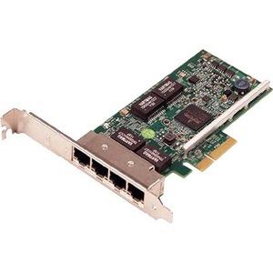 DELL - ENTERPRISE BROADCOM 5719 LP GBE PCIE QUAD-PORT GIGABIT NIC