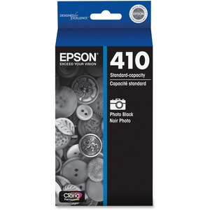 Epson T410 Claria Premium Photo Black Ink Cartridge