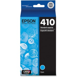 Epson T410 Claria Premium Cyan STD Ink Cartridge