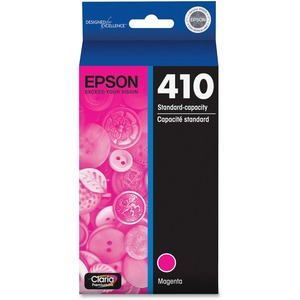 Epson T410 Claria Premium Magenta STD Ink Cartridge