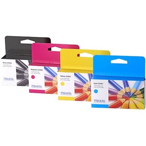PRIMERA LX2000 CMYK MULTI-PAK Ink CARTRIDGE High Yd