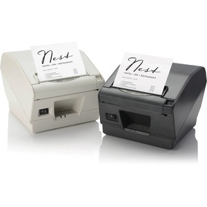 Star Micronics TSP847IIE-24 Gry RX Thermal Receipt Printer Auto Cutter Tear Bar Ethernet