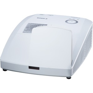 CANON LV-WX300UST 1X CHIP DLP WXGA 1280 X 800. 3000 Lumens Ultra Short Throw/Ratio:0. PROJECTOR