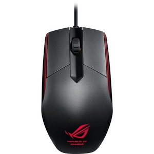 ASUS Mouse ROG Sica Wired USB 5000DPI Steel Grey Retail
