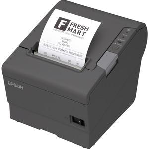 Epson TM-T88V Direct Thermal Printer | Monochrome | Desktop | Receipt Print