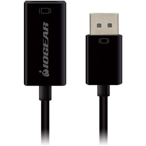 IOGEAR Active DisplayPort to HDMI Adapter With 4K Support