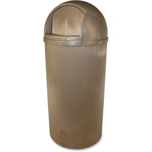 Impact Products 21-gal Bullet In/Outdr Receptacle - 21 gal Capacity - Bullet - 40.8