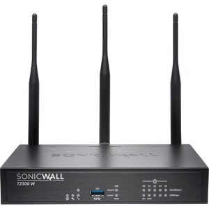SONICWALL TZ300 W/LESS-AC INTL SECURE UPGR PLUS 2Y
