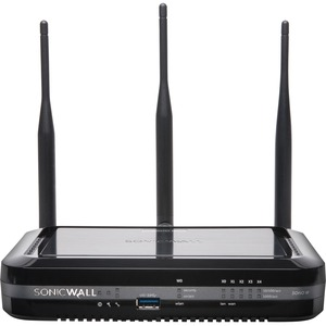 DELL SONICWALL SOHO WIRELESS-N INTL SECURE UPGRADE PLUS 3YR