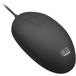 Antimicrobial Waterproof Touch S croll Mouse - iMouse W2 - Optical - 800 dpi - 3