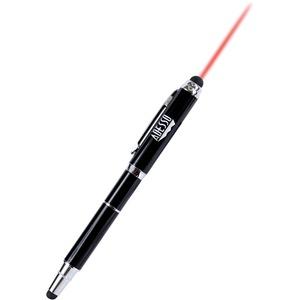 Adesso CyberPen 303B 3-in-1 Stylus Pen Black