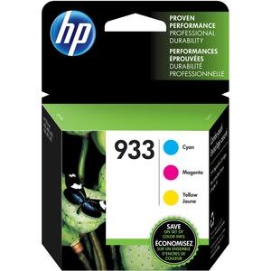 HP INC. - INK 3PK 933 CMY INK CARTRIDGE COMBO