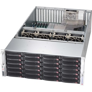 Supermicro 846XE2C-R1K23B 846X 4U RM 1200W Chassis With SAS3 Dual Expander