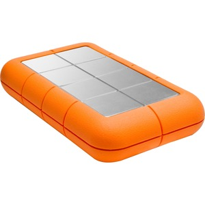LaCie Rugged Thunderbolt & USB 3.0 250GB SSD External Hard Drive