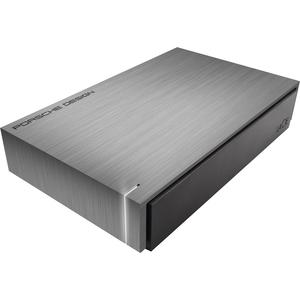 """LaCie Porsche Design 4TB USB3.0 3.5"""" Desktop Drive"""