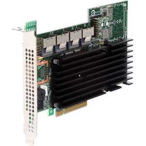 LSI Logic Controller Card L5-25243-06 MegaRAID SAS 9260-16I 16 Ports 512MB 6GB/S Retail