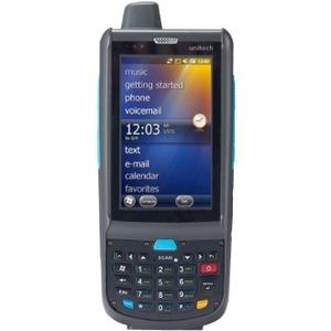 Unitech Rugged Handheld Computer - Texas Instruments ARM 1 GHz - 512 MB RAM - 512 MB Flash