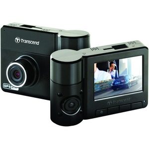Transcend 32G Drivepro 520 2.4IN LCD With Adhesive Mount Dashcam