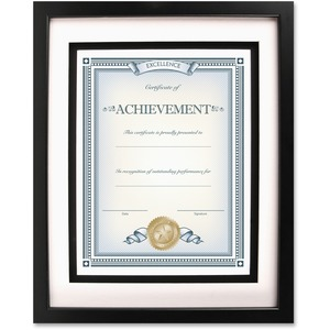 Dax Burns Group Airfloat Certificate Frame - 8