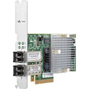HPE 3PAR StoreServ 8000 2-port 10Gb Ethernet Adapter - PCI Express - 2 Port(s) - Optical F