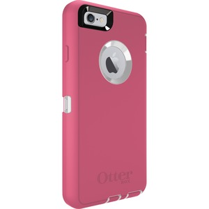"""OtterBox (4.7"""") 7752135 Defender For iPhone 6/6s White/Pink"""