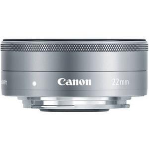 Canon - 22 mm - f/2 - Fixed Lens for Canon EF-M - Designed for Digital Camera - 43 mm Atta