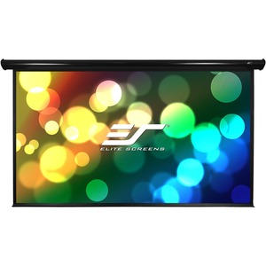 Elite Screens Starling 2 - 100-inch 16:9 with 24inDrop-Electric Motorized Auto HD Project