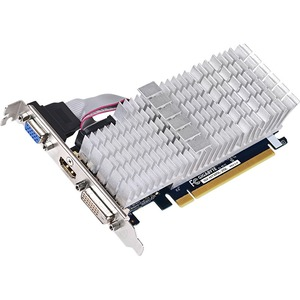 Gigabyte GV-N730SL-2GL GeForce GT 730 Graphic Card | 902 MHz Core | 2 GB DDR3 SDRAM | PCI Express 2.0 x8 | Low-profile | Single Slot Space Required