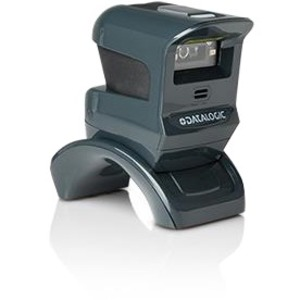DATALOGIC GPS4400 2D USB Kit Black barcode scanner
