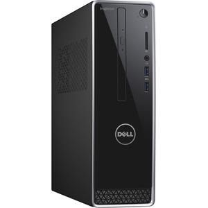 Dell Inspiron I3252-10050BLK Quad Core Pentium N3700 8GB 1TB DVDRW Win10 Home Mini Desktop