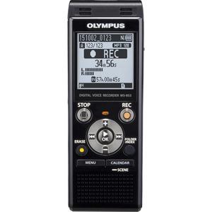 Olympus WS853 8GB Internal Memory Voice Recorder Black