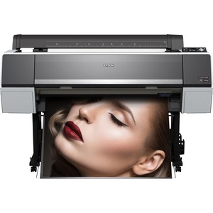 SURECOLOR P9000 - INKJET PRINTER - COLOR - INK-JET - MINIMUM CUT-SHEET SIZE: 8.5