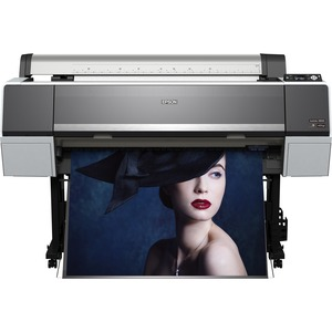 SURECOLOR P8000 - INKJET PRINTER - COLOR - INK-JET - MINIMUM CUT-SHEET SIZE : 8.