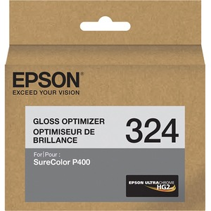EPSON STD Capacity UltraChrome HG2 Gloss Optimizer Cartridge for SureColor P400,