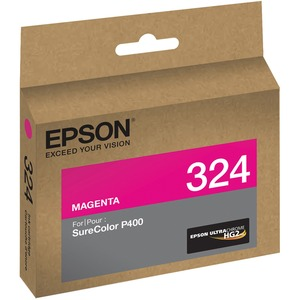 UltraChrome HG2 Magenta Ink Cartridge, Standard Capacity, Water, smudge and fade