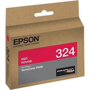 EPSON STD Capacity UltraChrome HG2 Red OP SureColor P400, Red and Orange inks fo