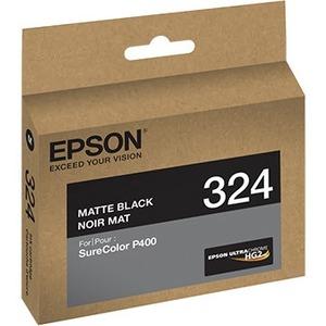 EPSON STD Capacity UltraChrome HG2 Matte Black SureColor P400, Auto-select Photo